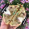 vegan funfetti birthday cake cookie