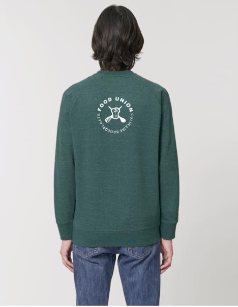 Food Union Sweater Pastinaak man achterzijde