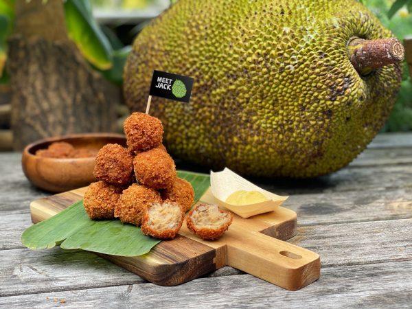 Jackfruit bitterballen
