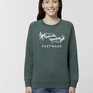 Food Union Sweater Pastinaak vrouw