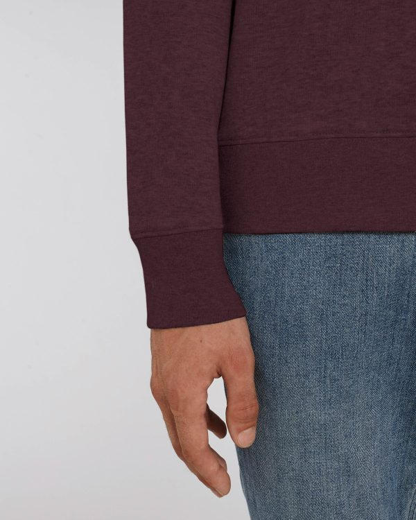 Food Union Sweater Spruitjes heren detail