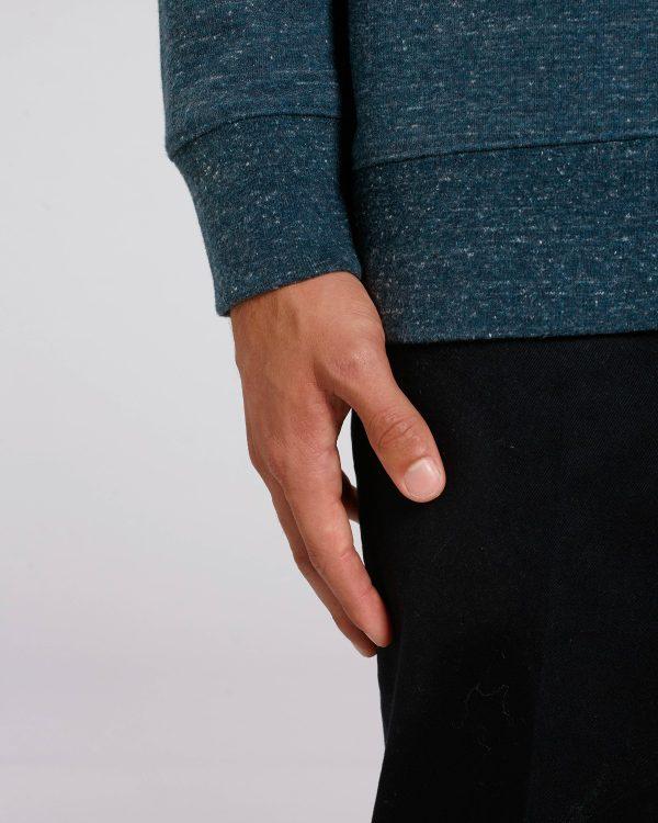 Food Union Sweater Vijgen heren detail