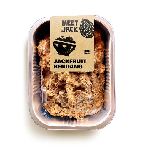 Jackfruit Rendang