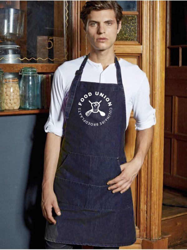 Food Union jeans schort